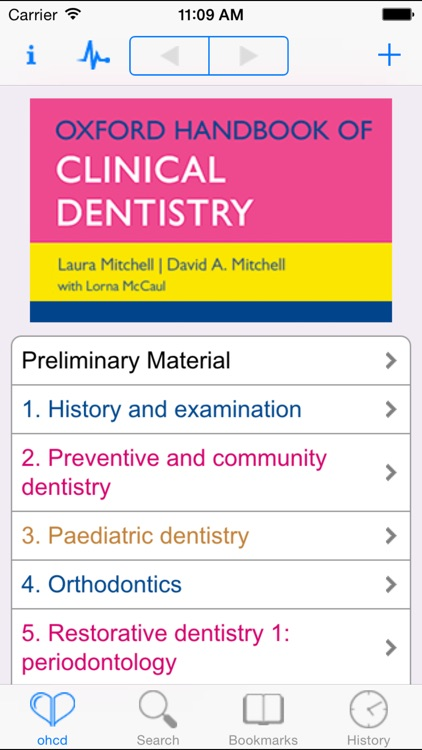 OH of Clinical Dentistry,6 Ed