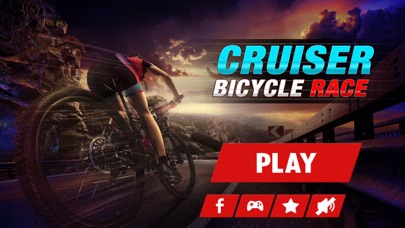 Bicycle Typhoon Racing screenshot one