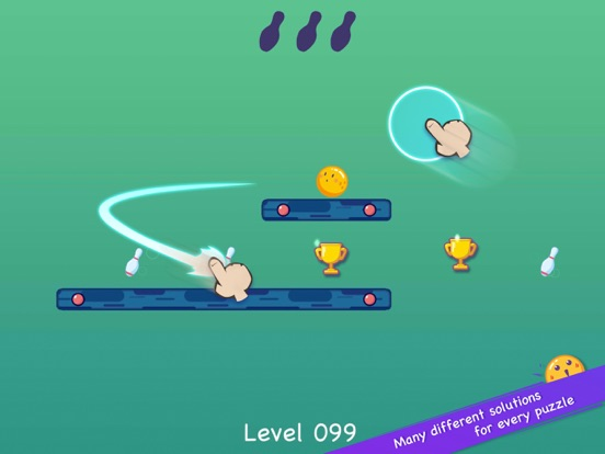 Line Bowling screenshot 7
