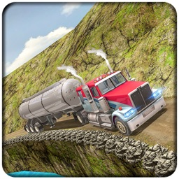 Heating Oil: Tanker Truck Sim