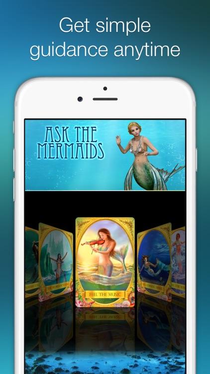 Ask the Mermaids Oracle Cards screenshot-0