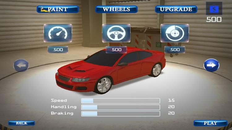 Traffic Car Racer screenshot-3