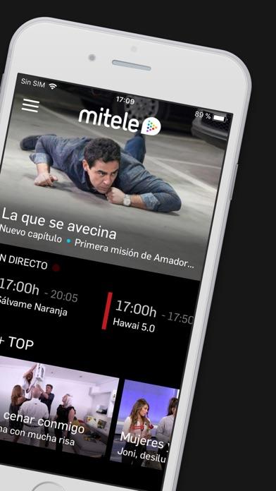 Mitele - TV a la carta - Revenue & Download estimates - Apple App ...