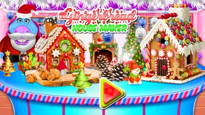 Fat Unicorn's Christmas Cake screenshot 1