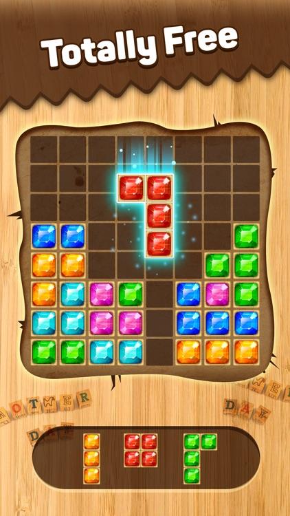 Jewel Block Puzzle Mania