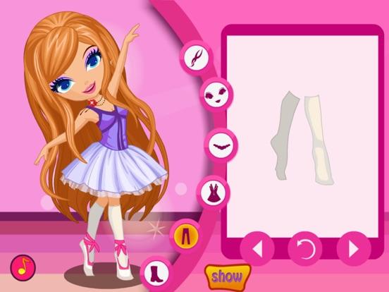 Screenshot #5 pour Ballet Dancer -- Dress Up Game