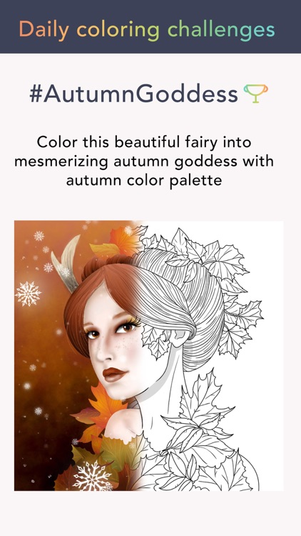 Color Therapy Coloring Number screenshot-3