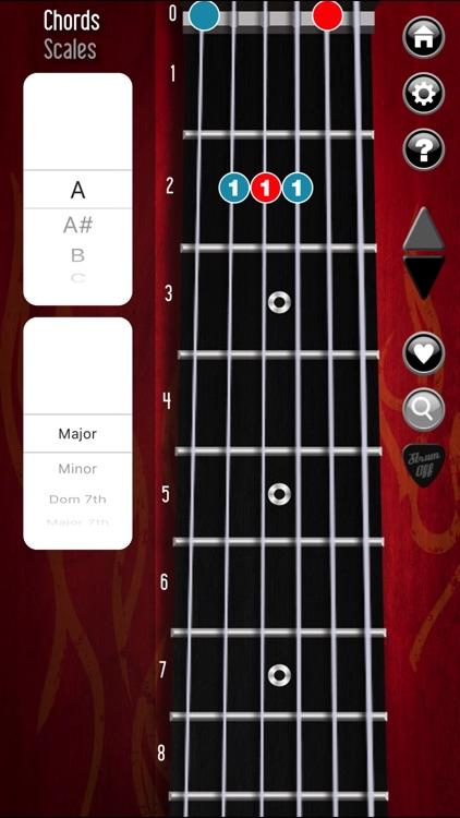 Guitar Companion screenshot-3