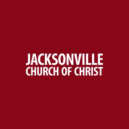Jacksonville church of Christ icon