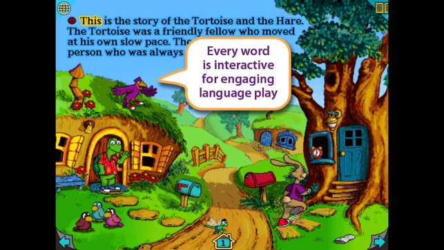 ‎Tortoise & the Hare Screenshot