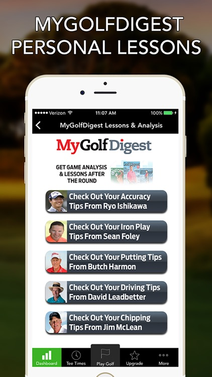 GolfLogix GPS + Putt Breaks screenshot-4