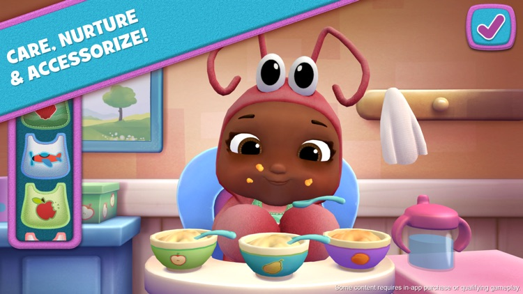 Doc McStuffins: Baby Nursery screenshot-1
