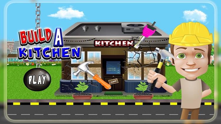 Build A Kitchen   Builder Game