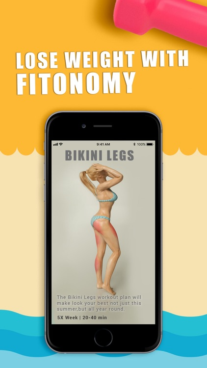 Fitonomy: Weight Loss Training