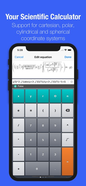 Quick Graph 4 Scientific Graphing Calculator