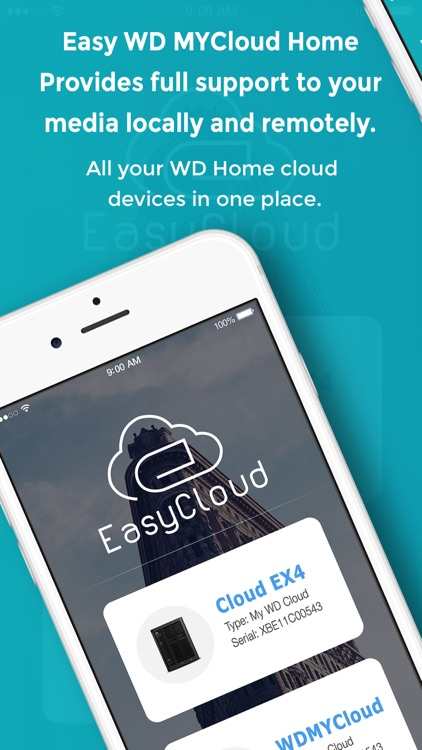 Easy WD MyCloud Home screenshot-0