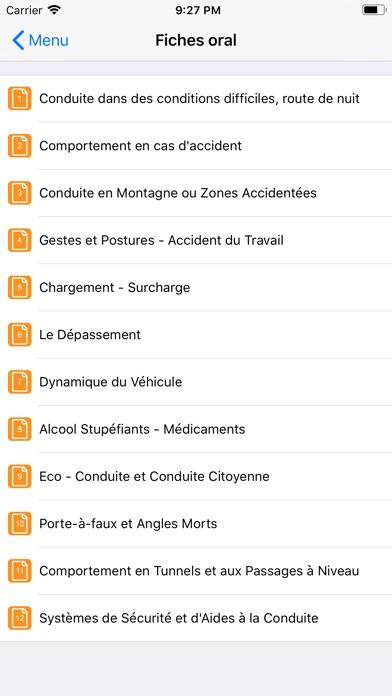 download Permis C/CE - Examen camion apps 0