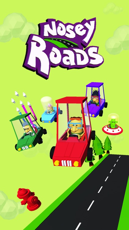Nosey Roads