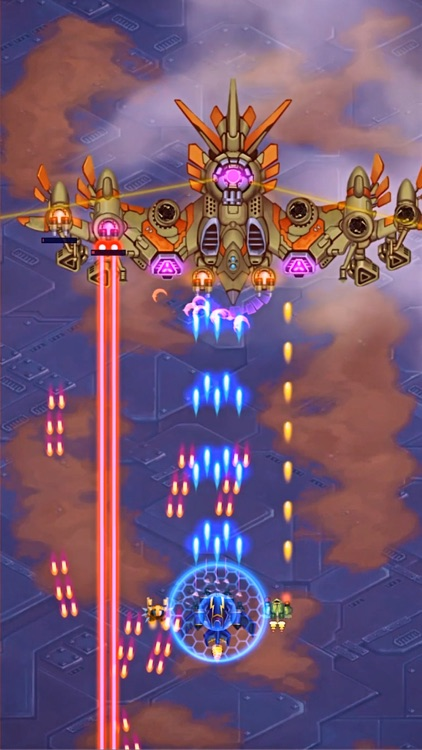 HAWK: Freedom Squadron Shooter screenshot-5