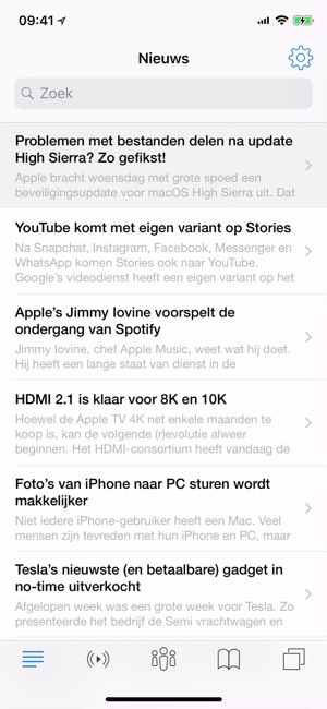 One More Thing In De App Store