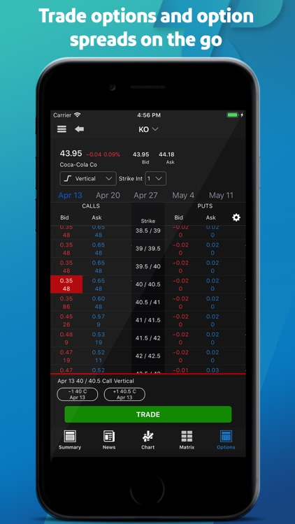 TradeStation Mobile screenshot-3