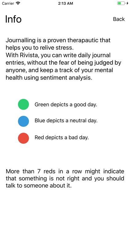 Rivista - Daily Journal screenshot-4