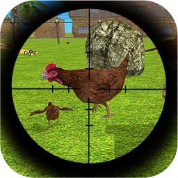 Chicken Shooter: Sniper Shot
