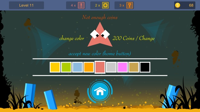 Spinny Arrow Screenshot