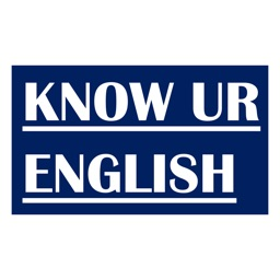 Know Ur English