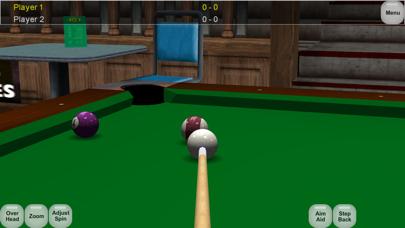 Virtual Pool Online screenshot four