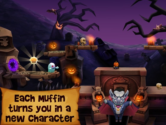 Muffin Knight Screenshot
