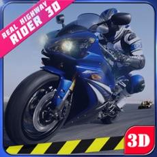 Activities of Real Highway Traffic Rider