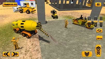 Police Station Builder Game screenshot three