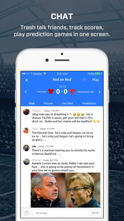 Pundit Club - Soccer Fan App screenshot-4