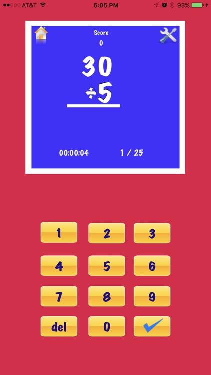 My Math Flash Cards App Deluxe screenshot-4