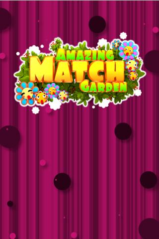 Flowers Garden Match 3 Mania - náhled
