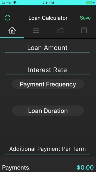 simple loan payment calculator by edwin o meara finance category