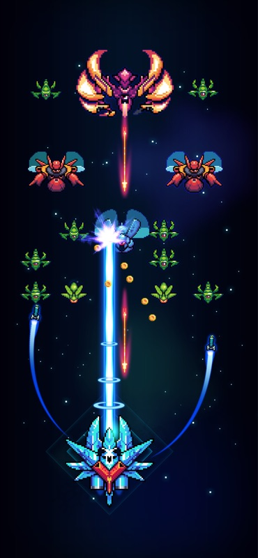 Falcon Squad : Galaxy Shooter - Online Game Hack and Cheat