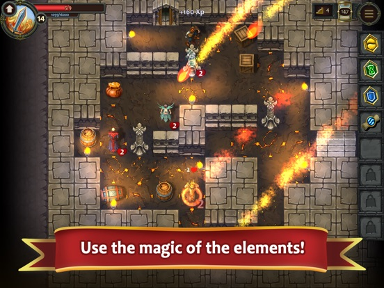 Royal Adventure: Roguelike RPG screenshot 8