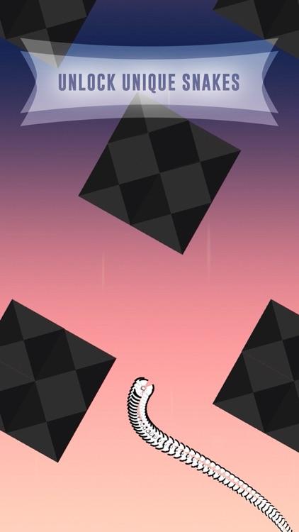 Snake Vs Block - Classic Break screenshot-4