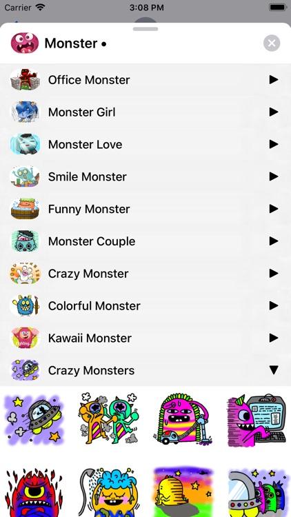 Monster • screenshot-9