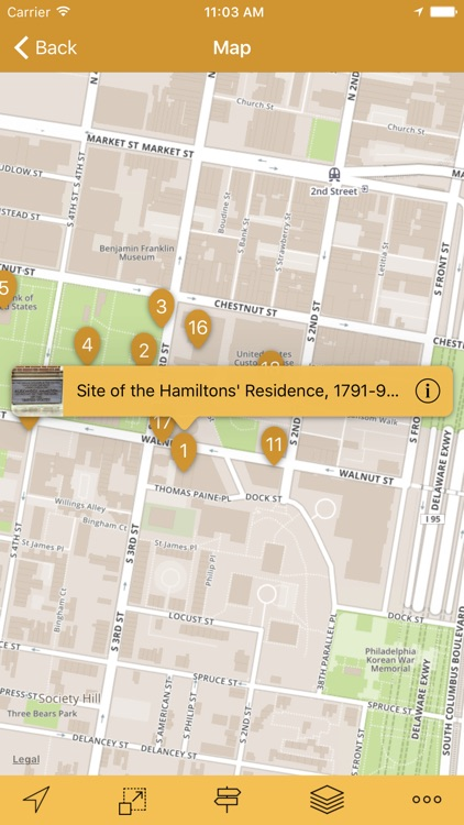 Alexander Hamilton Walking Tours screenshot-4