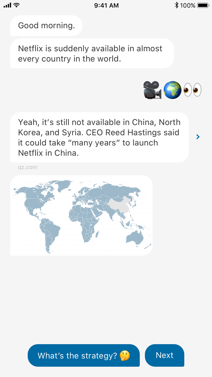 Quartz Screenshot