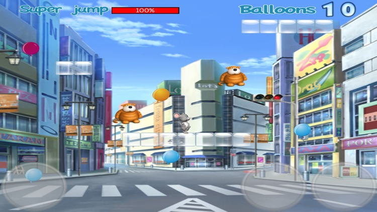Mouse in City screenshot-3