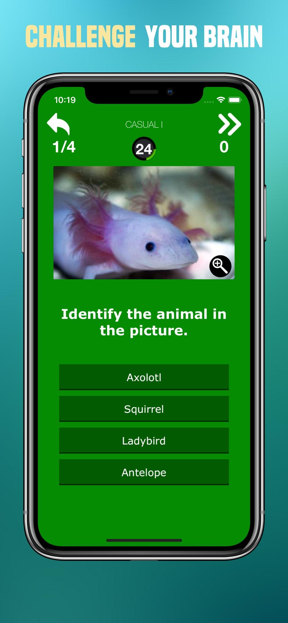 Animals Quiz – Pictures Trivia Cheat Codes