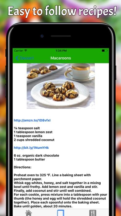 Gluten free recipe book app download app store ios apps gluten free recipe book app screenshots forumfinder Images