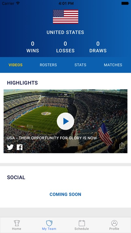 CONCACAF Gold Cup screenshot-3