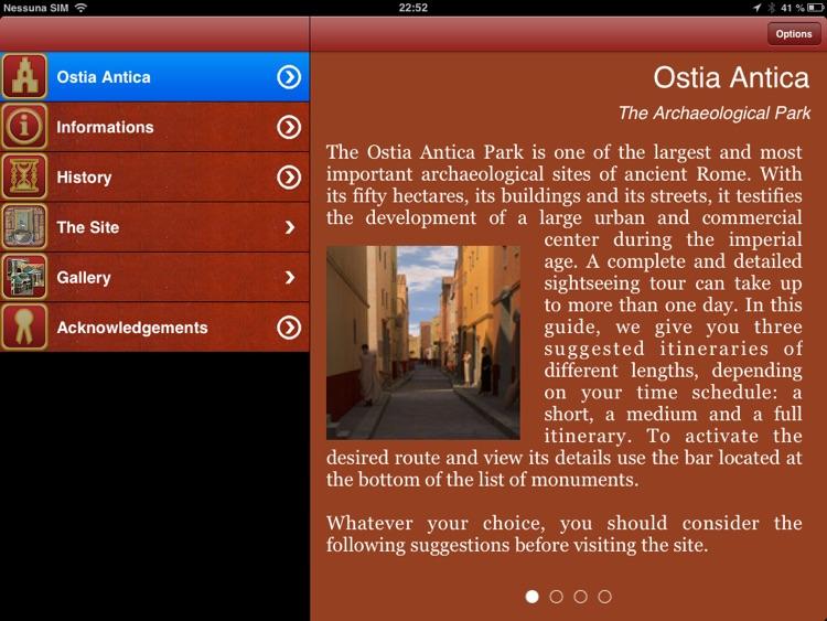 Ostia Antica - Harbor of the Ancient Rome HD