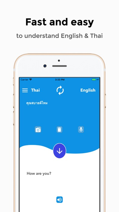 Translator English Thai App Data & Review - Education - Apps