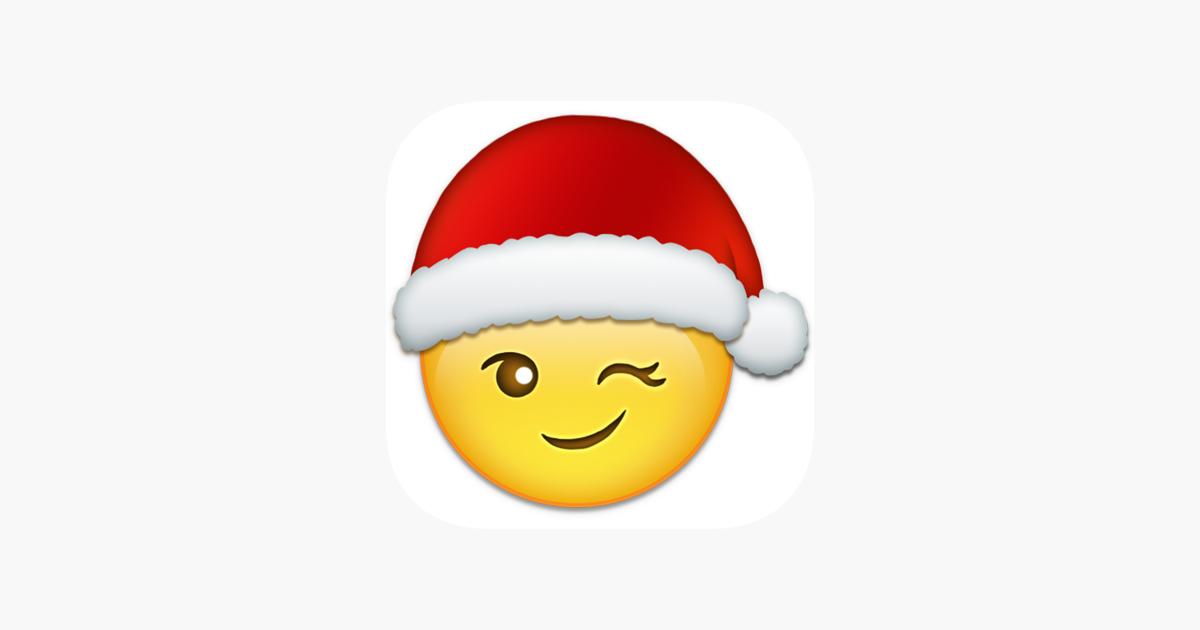 Emoji Added , Christmas Emoji on the App Store